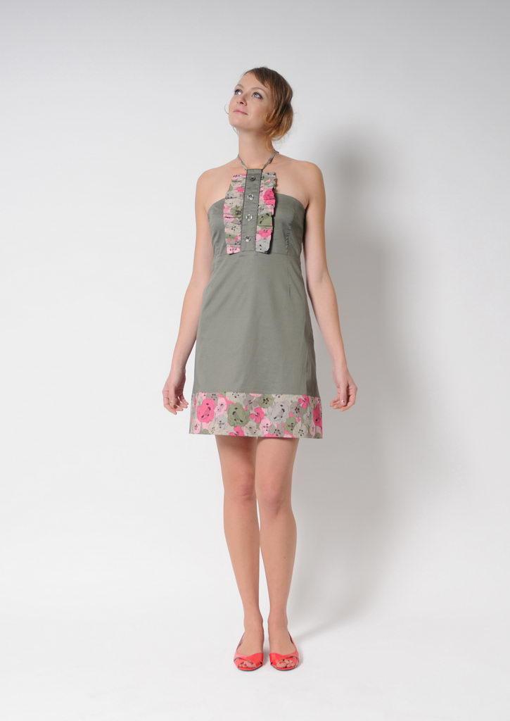 MADEVA printemps ete 2010 robe ginnie