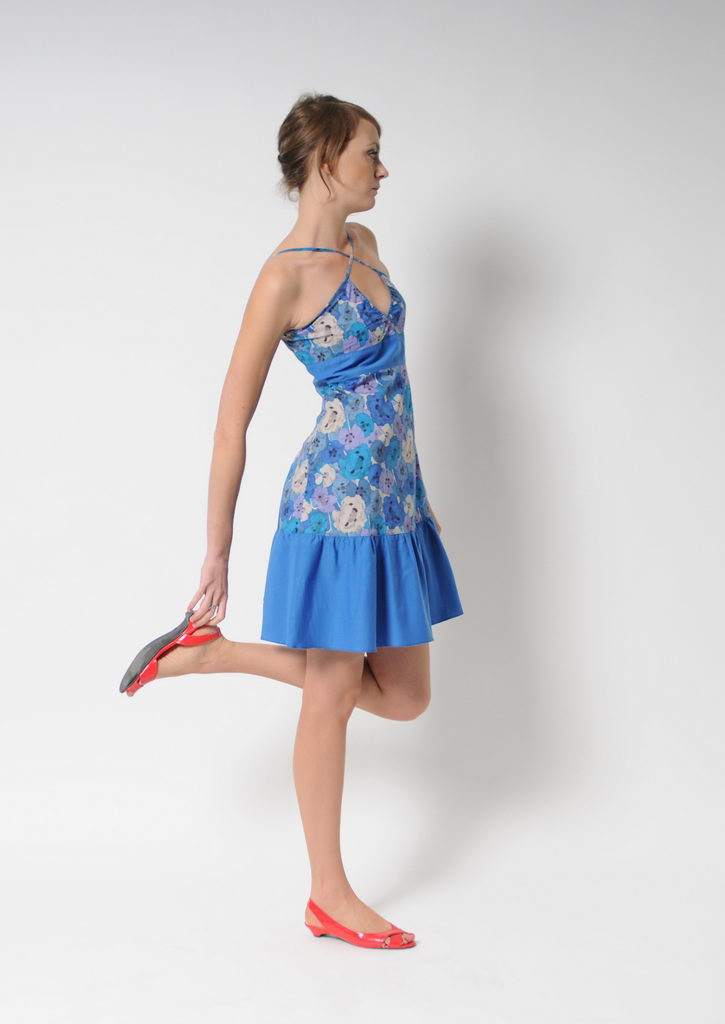 MADEVA printemps ete 2010 robe lilly