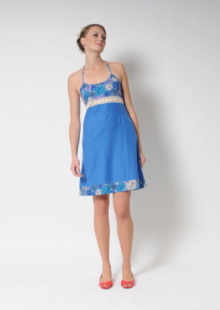 MADEVA printemps ete 2010 robe daisy