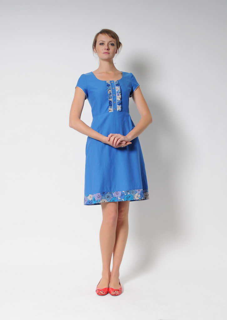 MADEVA printemps ete 2010 25 robe nicole