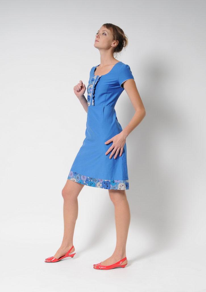 MADEVA printemps ete 2010 26 robe nicole